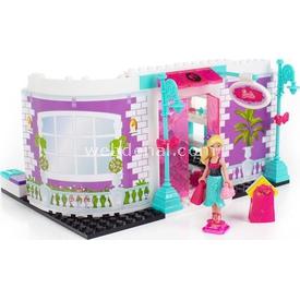 Mega Bloks Barbie Moda Dükkanı Oyun Seti Lego Oyuncakları
