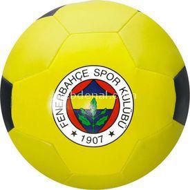 Fenerbahçe Lisanslı Sünger Futbol Topu Büyük Bahçe Oyuncakları