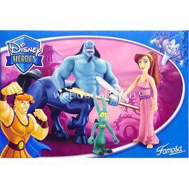 Necotoys Disney Heroes Herkül Ve At Adam Figür Oyuncaklar