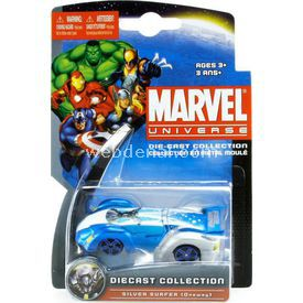 Maisto Marvel Universe Silver Surfer Oneway Oyuncak Araba Arabalar