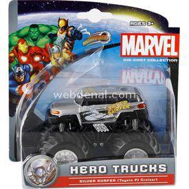 Maisto Marvel Universe Hero Silver Surfer Hummer Arabalar