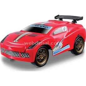 Maisto Hyper-maxx Çek Bırak Oyuncak Araba 9 Cm Model 3 Arabalar