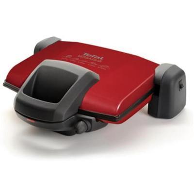 Tefal Versatilis Izgara Ve Tost Makinesi Kırmızı Izgara ve Tost Makinesi