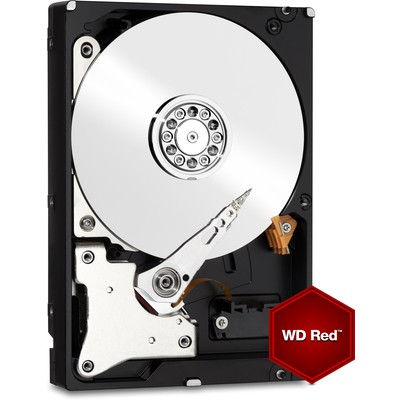 WD Red 4TB NAS Hard Disk (WD40EFRX)