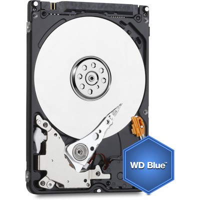 WD Blue 1TB Notebook Diski (WD10JPVX)