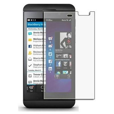 Microsonic Ultra Şeffaf  - Blackberry Z10 Ekran Koruyucu Film