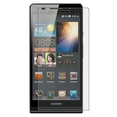 Microsonic Ultra Şeffaf  - Huawei Ascent P6 Ekran Koruyucu Film