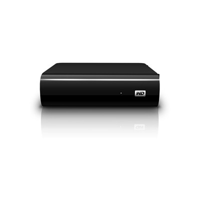 WD My Book Av-tv 2tb Usb2.0-3.0 Bglg0020hbk-eesn