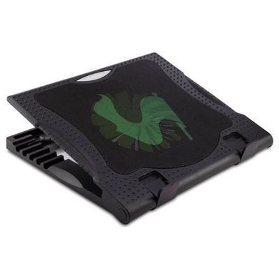 "Addison Anc-59dsıyah 10-17"" Kademeli Siyah 2*usb Li Notebook Sogutucu Notebook Soğutucu"