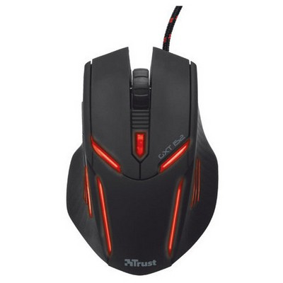 Trust 19509 Gxt152 Illted Gaming  - Siyah Mouse