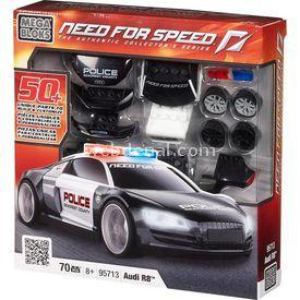 Mega Bloks Need For Speed Audi R8 Özel Paket Lego Oyuncakları