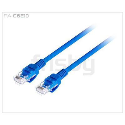 frisby-fa-c6e010-cat-6e-utp-patch-kablo-10mt