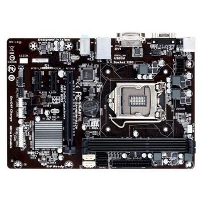 Gigabyte H81M-DS2V /DDR3 1600MHZ S+V+GL+16X 1150P Anakart