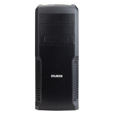 Zalman Z3 Plus Mid Tower Kasa - Siyah