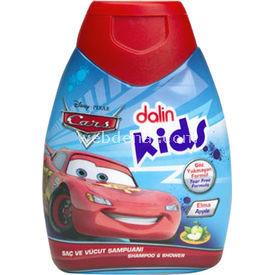 Dalin Şampuan & Kids Yeşil Elma 300 Ml Bebek Şampuanı