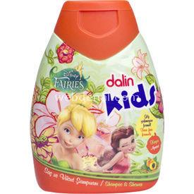 Dalin Şampuan&kids Kayısı 300 Ml Bebek Şampuanı