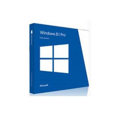 Microsoft Ms Kutu Wındows 8.1 Pro 32/64bıt Türkçe Fqc-07358 İşletim Sistemi