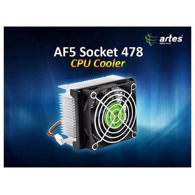 Artes Af5 478 Pın Cpu Soğutucu Fan
