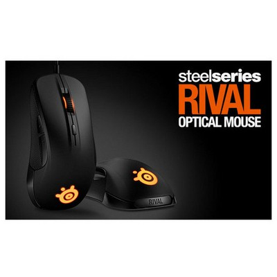 Steelseries Rival Optik Oyuncu Mouse
