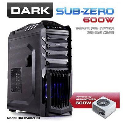 Dark Subzero 600w 2xusb3.0 Atx Oyuncu sı Kasa
