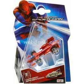 Maisto Spiderman Darbird Tekli Oyuncak Araba Arabalar