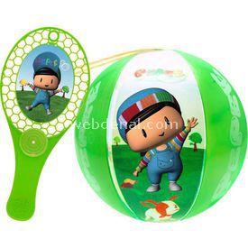 Necotoys Pepee Tapball Yeşil Bahçe Oyuncakları