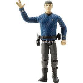 Necotoys Star Trek Spock Oyuncak Figür 15 Cm Figür Oyuncaklar