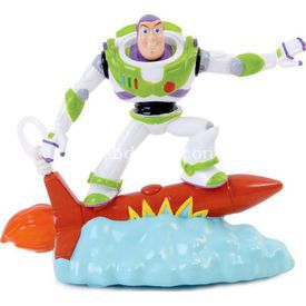 Necotoys Toy Story 3 Buzz Ipli Çek Bırak Oyuncak Figür Oyuncaklar