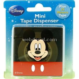 Necotoys Mickey Mouse Bant Kutulu Bant Makinesi Ofis / Kırtasiye Ürünü