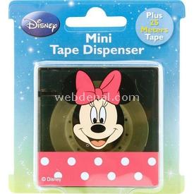 Necotoys Minnie Mouse Bant Kutulu Bant Makinesi Ofis / Kırtasiye Ürünü