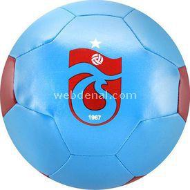 Trabzonspor Lisanslı Sünger Futbol Topu Büyük Bahçe Oyuncakları