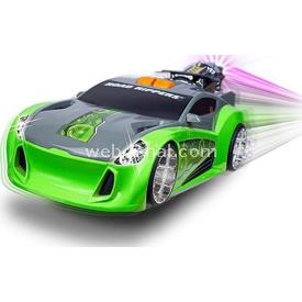Road Rippers Maximum Boost Roket Fonksiyonlu Araç Yeşil Arabalar