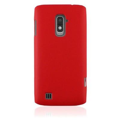 Microsonic Rubber Kılıf Türkcell T40 Kırmızı Cep Telefonu Kılıfı