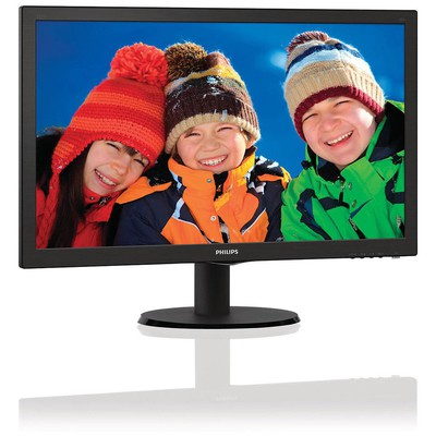 "Philips 223V5LSB2/62 21.5"" 5ms LED Monitör"