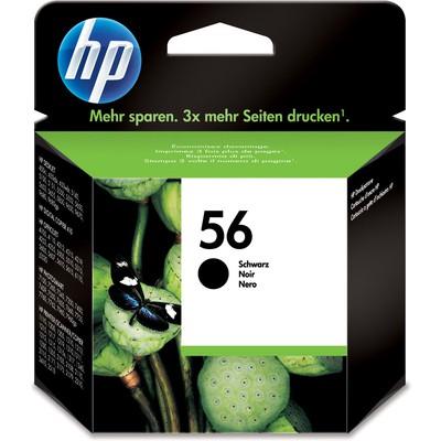 HP 56 Siyah Kartuş C6656A
