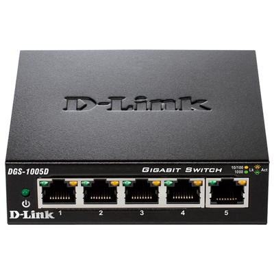 D-link DGS-1005D Switch