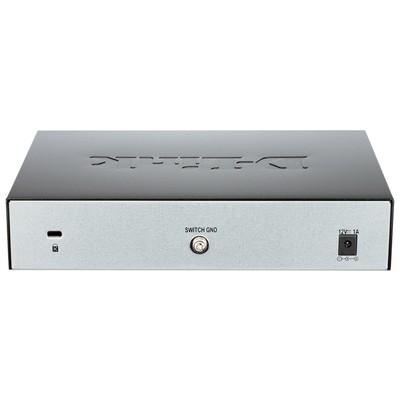 D-link DGS-1100-06/ME 6-port Gigabit WebSmart Switch
