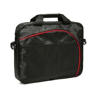 Castbag 15607 Notebook Çantası 15.6 Siyah-kırmızı Laptop Çantası