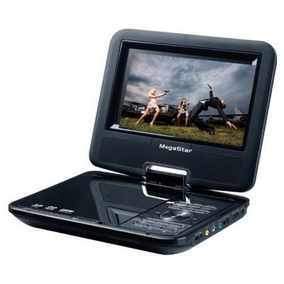 Megastar Pd-740 Portable Dvd Oynatıcı Media Player