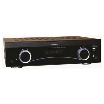Goldmaster AV-313 USB 6 Kanal Ev Anfisi Amfi / Amplifikatör