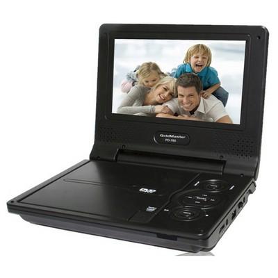 Goldmaster Pd-760 Portable Dvd  Oynatıcı DVD Oynatıcı