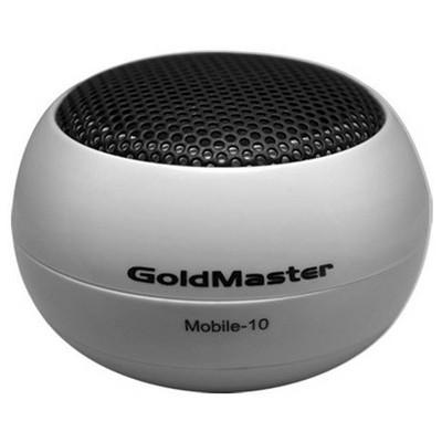 Goldmaster MOBİLE-10 Mini Cep Hoparlörü (Beyaz) HiFi Bileşeni