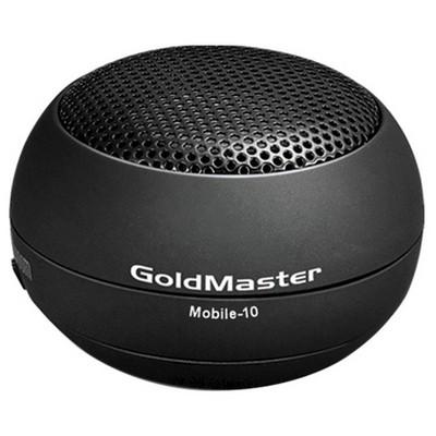 Goldmaster MOBİLE-10 Mini Cep ü (Siyah) Hoparlör