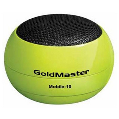 Goldmaster MOBİLE-10 Mini Cep ü (Yeşil) Hoparlör