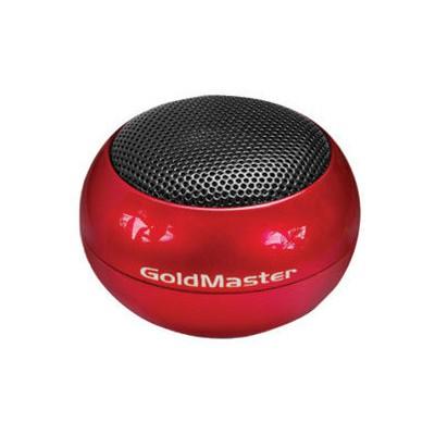 Goldmaster MOBİLE-20 Mini Cep ü (Kırmızı) Hoparlör