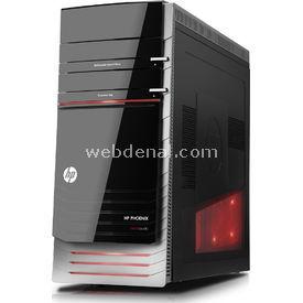 HP H9-1200ET i7-3770K 16 GB 2 TB + 128 GB SSD 3 GB VGA HD7950 Win 7 Premium B7Z81EA Masaüstü Bilgisayar