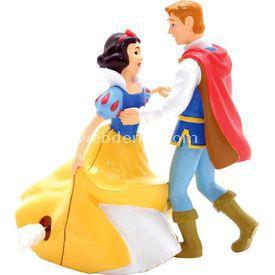 Necotoys Disney Pamuk Prenses Dans Eden Figür Figür Oyuncaklar