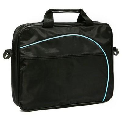 Castbag 15608 Notebook Çantası 15.6 Siyah-mavi Laptop Çantası