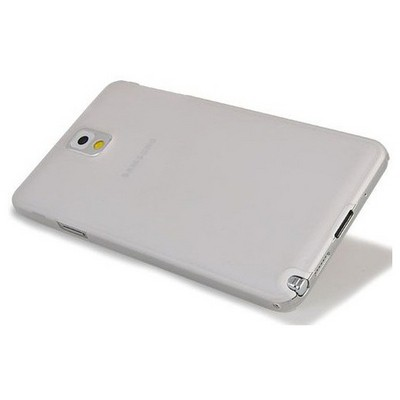 Microsonic Ultra Thin 0.2mm Kılıf Samsung Galaxy Note3 N9000 Beyaz Cep Telefonu Kılıfı