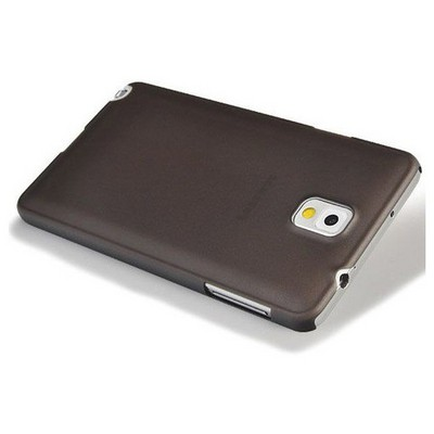 Microsonic Ultra Thin 0.2mm Kılıf Samsung Galaxy Note3 N9000 Siyah Cep Telefonu Kılıfı